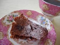 クグロフ型のバウンドケーキ