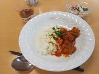 カルシウムタップリの料理とヨーグルトティラミス