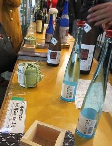 豊田のお酒飲み比べ!
