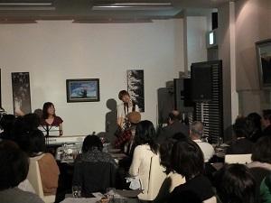 楽風マンスリージャズライブ報告♪