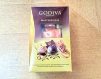 今コストコはチョコがいっぱい!GODIVA マスターピース シェアリングパック45粒入