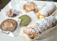 ランパス4軒目、リベンジ!エルメート(碧南市)のコルネとクッキー