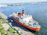 南極観測船しらせの名古屋港寄港一般公開 & トヨタ博物館の工事車両イベント