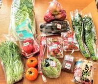 JA松平で野菜いっぱいのお買い物→ブールブールさんの焼き菓子とフォレノワール