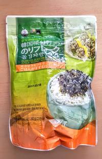 最高最強の組合せ★コストコ 韓国味付けのりフレーク+チャンジャ