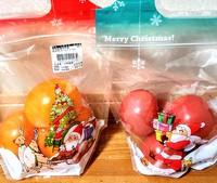 トマトとピーマンもクリスマス♪