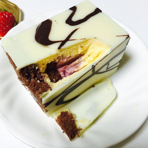 グラマシーニューヨークお土産ケーキ