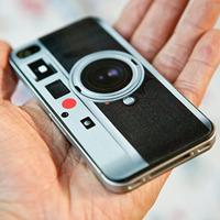 iPhoneをライカに変える保護フィルムを入手しました!