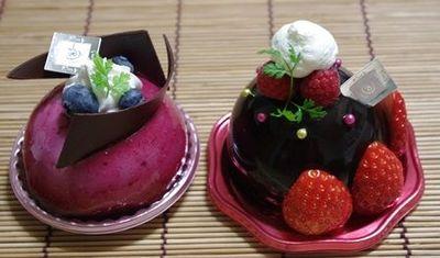 菓子工房デコレのケーキ  豊田市丸山町