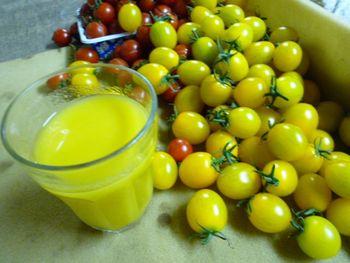 自家製ミニトマトソース冷凍保存用