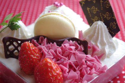 デコレのケーキのお返し 豊田市