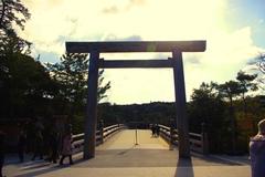 伊勢・志摩の旅①伊勢神宮第62回式年遷宮~