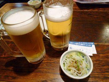 北海道フェリー旅④道産子の定番居酒屋メニュー