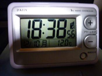 18時38分現在 10kg減量計画 24週間経過