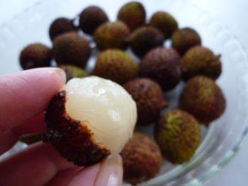 楊貴妃の愛した果物
