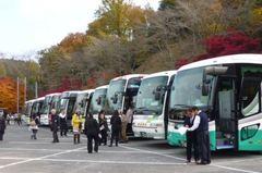 小原四季桜まつり2012