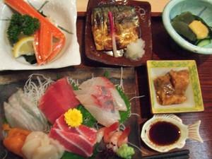 海の幸食堂 金沢