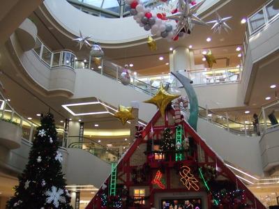 豊田駅前もうすぐクリスマスですね