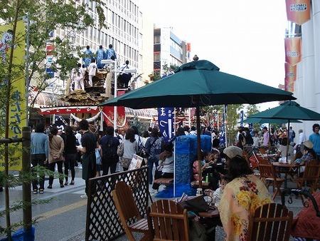 10/15.16 挙母祭&オープンカフェ 2011
