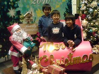クリスマスまであと4日!