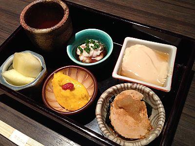 魯菴さんで個室ディナー(豊田市駅前)