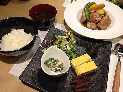 彩花亭のランチ 新店オープン (豊田市)