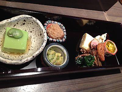 休日も魯菴で美味しい和食ランチ(豊田市駅前)
