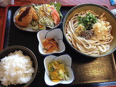 豊田屋さんで美味しいうどんランチ(豊田市)