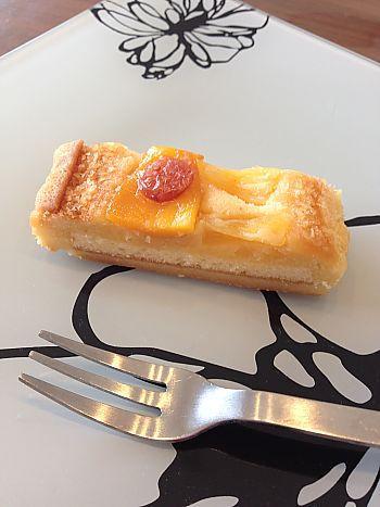KEITH MANHATTAN(キース・マンハッタン)のチーズタルト