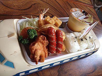 野島で海鮮丼ランチ 子連れ個室(豊田市)
