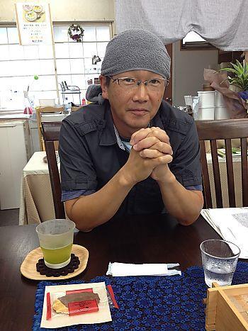 ドキン密会その1      日本茶カフェLeaf(豊田市)