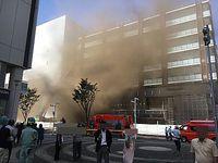 豊田市駅前のKiTARA(キタラ)で火事騒ぎ 駅前騒然