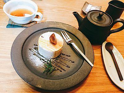 お茶と喫茶Dodoさんで美味しいケーキを食べました(豊田市)