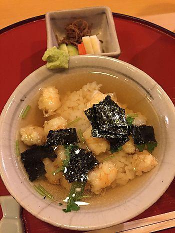 天ぷらいわ井で贅沢天ぷらランチ(豊田市駅前)