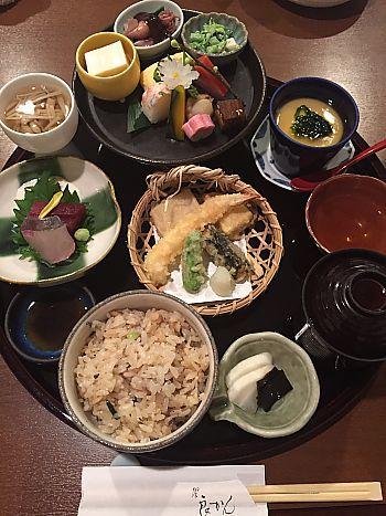良かん(りょうかん)で美味しい和食ランチ(みよし市)
