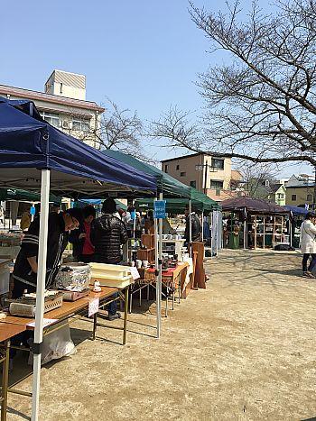 ママトコグランドオープン ストリート&パーク マーケット