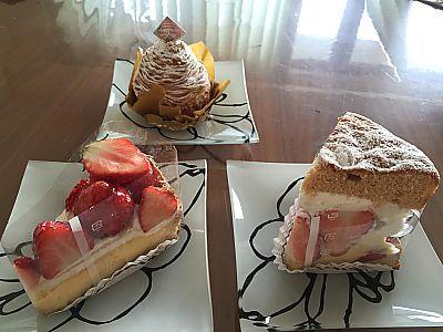 ブールブールさんのケーキ ホワイトデー❤(豊田市)