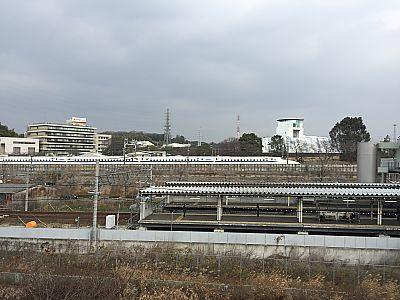 初★大高イオン 新幹線絶景ポイント発見 南大高駅周辺ランチ情報