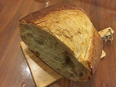 ドンクの夕焼けジャンボフランスパン焼きたて