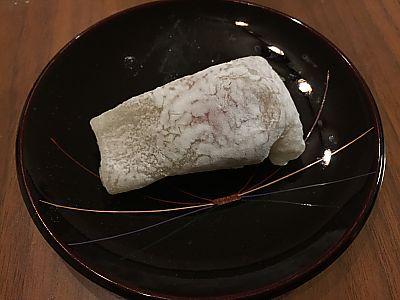 童庵の豊橋いちご餅