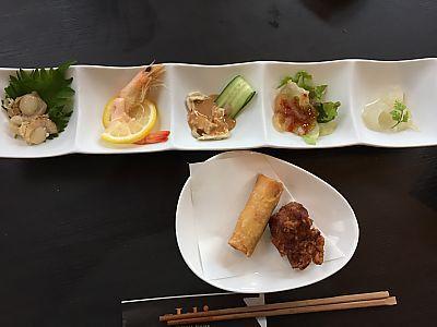 Chinese Dining Ichi で子連れランチ(岡崎市)