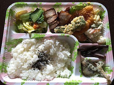 やおだいさんのお弁当ゲット♪(豊田市桜町) ヤオダイ