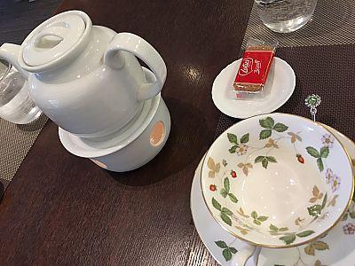いしかわ製茶の石川さんと楽風にて密会(笑)  豊田市駅前