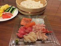 ピカイチ食材で手巻き寿司