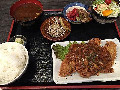 ダイキッチンさんでお得なランチ(豊田市駅前)