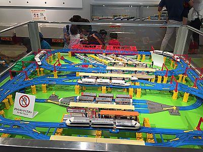 リニア・鉄道館に行ってきました(名古屋)
