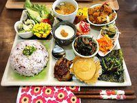 野菜と糀のカフェ「このはな」さんでヘルシーランチ  (みよし市)