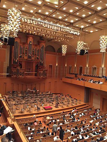 イルファーロで念願の女子会&東京大学音楽部管弦楽団スプリングコンサート2017(豊田市)
