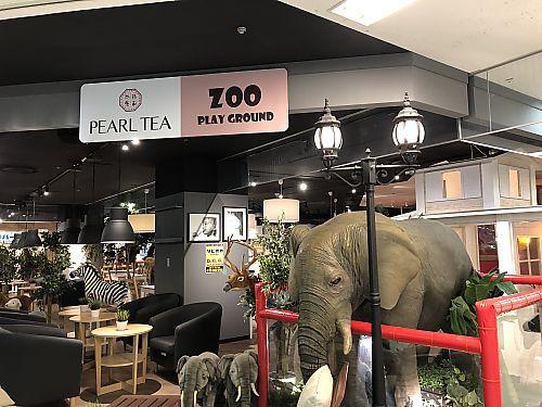 生タピオカ専門店 パールティーオープン  T-FACE A館8F ZOOアドベンチャー  (豊田市)
