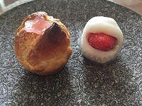 ご褒美!念願の三河屋さんの桜餅パイ  (豊田市)